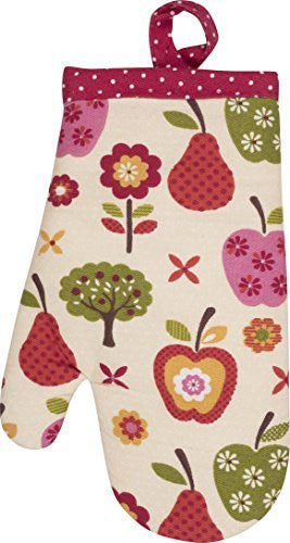 Handstand Kitchen Handstand Kitchen Child's 'An Apple a Day' Oven Mitt - DimpzBazaar.com