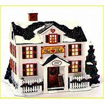 Department 56 1997 Department 56 Christmas Ornament Ronald McDonald House - The House That Love Built - DimpzBazaar.com