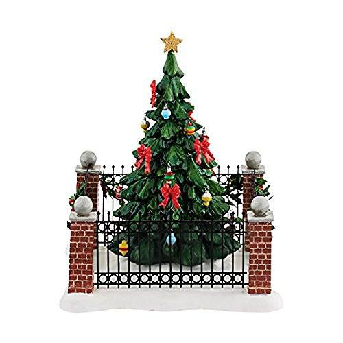 Department 56 Christmas Tree.Department 56 Christmas In The City Village City Town Tree Accessory 5 87