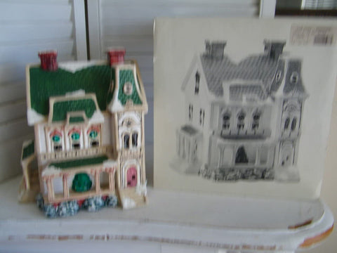 department 56 56079 Department 56 Dept Ramsey Hill w/ Box 5394 - DimpzBazaar.com
