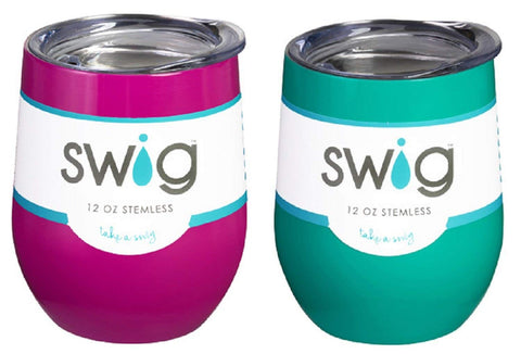 SWIG Occasionally Made Swig Wine Cup - DimpzBazaar.com