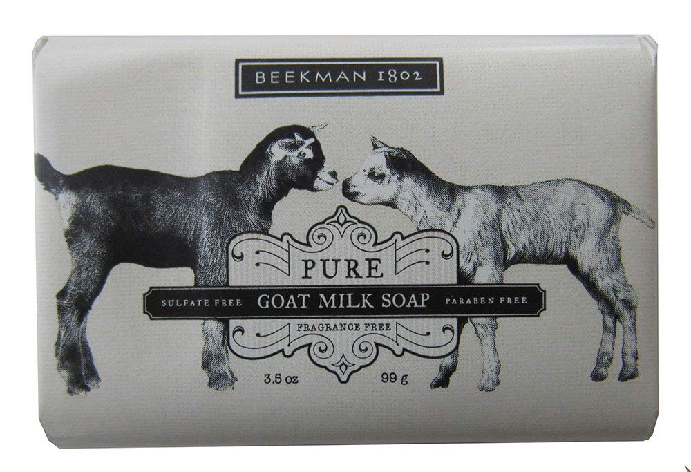 Beekman 1802 Beekman 1802 Pure Goat Milk Soap Fragrance Free 9.0 oz Bar - DimpzBazaar.com