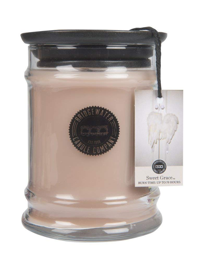 Bridgewater Candle Bridgewater Candle 8oz Small Jar Sweet Grace - DimpzBazaar.com