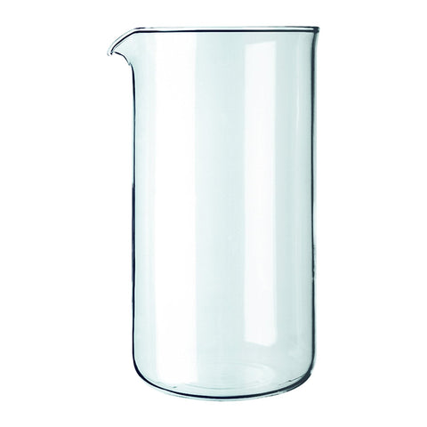 Bodum Bodum 12-Ounce Coffee Press Replacement Beaker, Glass - DimpzBazaar.com