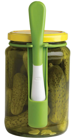 Chef'n Chef'n FridgeFork Condiment Fork (Arugula and Meringue) - DimpzBazaar.com