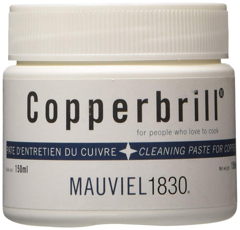 Mauviel M'plus .15 liter Copperbrill Cleaner - DimpzBazaar.com