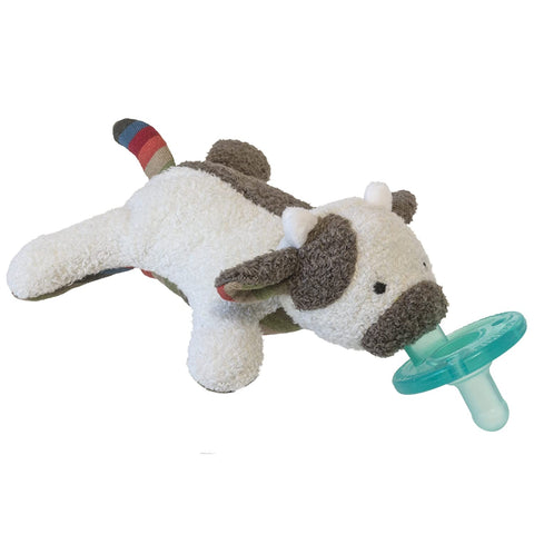 Mary Meyer Mary Meyer WubbaNub Infant Pacifier ~ BooBoo MooMoo Cow - DimpzBazaar.com