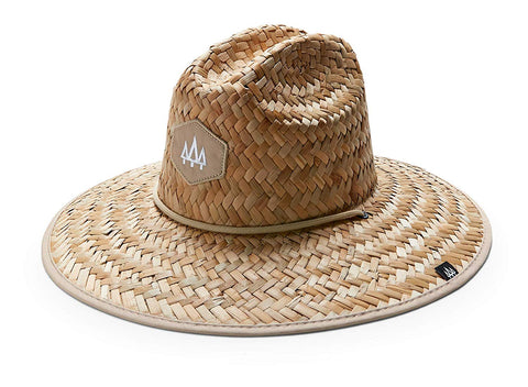 Hemlock Hat Co. Hemlock Hat Co. Men's Straw Hat - DimpzBazaar.com