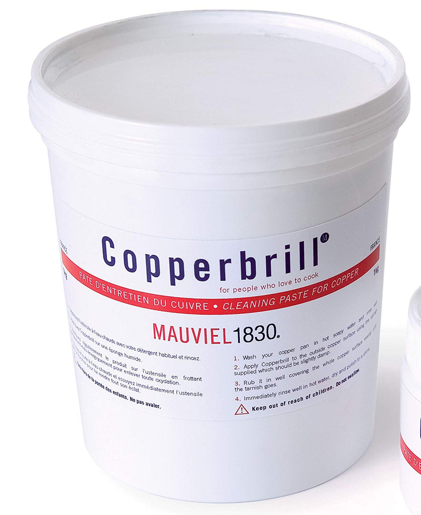 Mauviel M'plus 1 liter Copperbrill Cleaner - DimpzBazaar.com