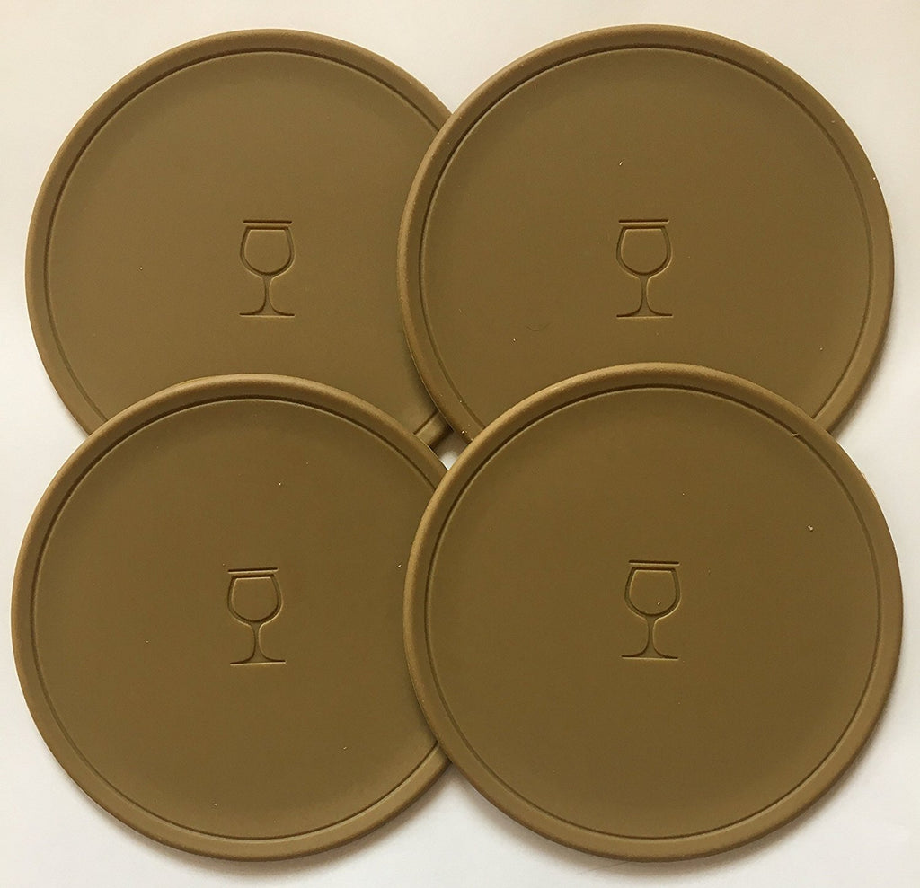 Drink Tops Drink Tops MOD Outdoor Drink Cover Earth Tone Color BPA-free Silicone Coaster,perfect way to keep fruit flies and other undesirable outdoor elements out of drinks - DimpzBazaar.com