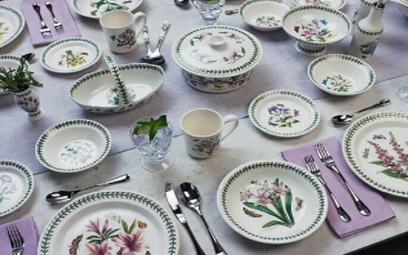 Dinnerware and Cookware
