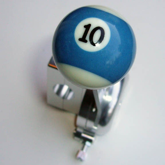 "1.5"" [38 mm] Billiard Ball Shift Knob (#10 Ball)"