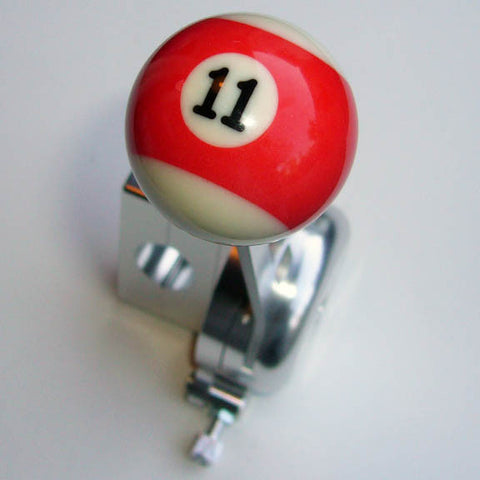 "1.5"" [38 mm] Billiard Ball Shift Knob (#11 Ball)"