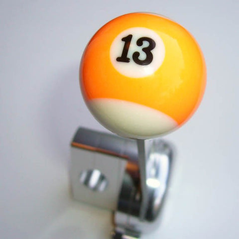 "1.5"" [38 mm] Billiard Ball Shift Knob (#13 Ball)"