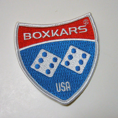 BOXKARS Patch