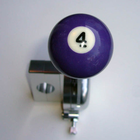 "1.5"" [38 mm] Billiard Ball Shift Knob (#4 Ball)"