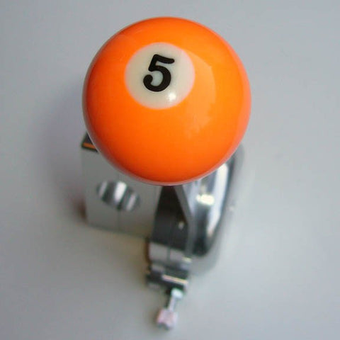 "1.5"" [38 mm] Billiard Ball Shift Knob (#5 Ball)"
