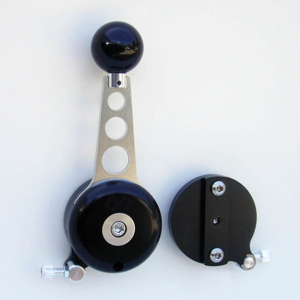 "4"" Hot Rod Shifter (Black)"
