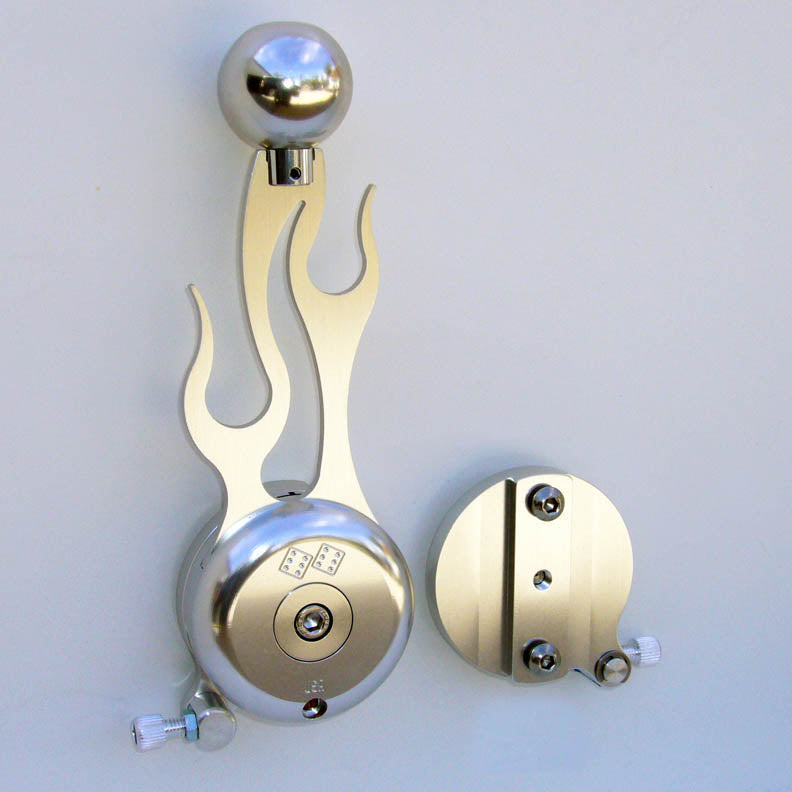 Burnout Shifter (Silver)