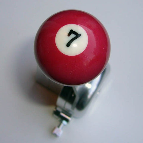 "1.5"" [38 mm] Billiard Ball Shift Knob (#7 Ball)"