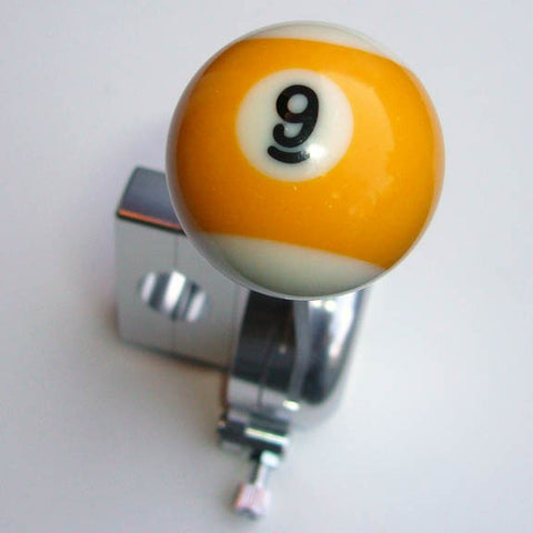 "1.5"" [38 mm] Billiard Ball Shift Knob (#9 Ball)"