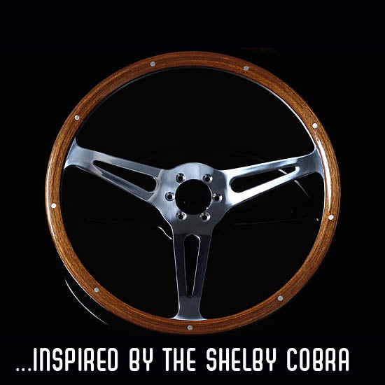 Cobra Spoke Shifter (Silver)