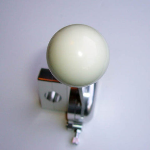 "1.5"" [38 mm] Billiard Ball Shift Knob (Cue Ball)"