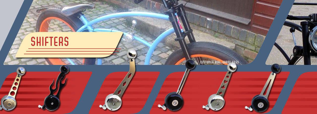 BOXKARS - Hot Rod Bicycle Parts and Accessories