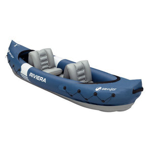 Riviera inflatable kayak - Poole Harbour Watersports