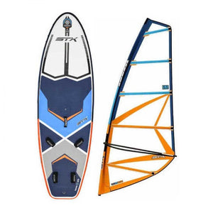 STX inflatable Windsurf Package - Poole Harbour Watersports