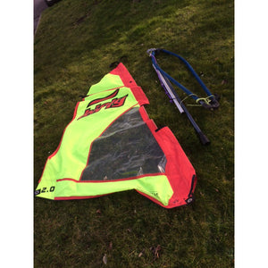 HiFly Trainer 2.0m Rig - Poole Harbour Watersports