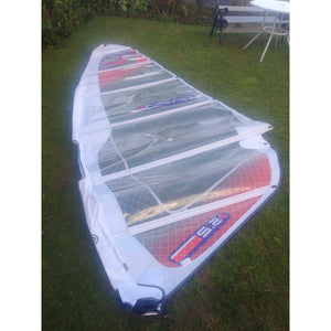 Neilpryde 5.2 tempo second hand sail - Poole Harbour Watersports