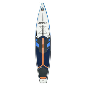 "STX Race 12'6"" x 30"" Inflatable SUP 2020 - Poole Harbour Watersports"