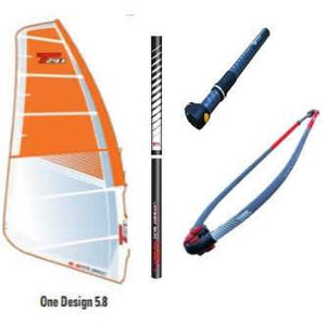 Techno One Design Rig V2 Package - Poole Harbour Watersports
