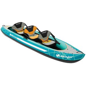 Alameda Inflatable sevylor kayak - Poole Harbour Watersports