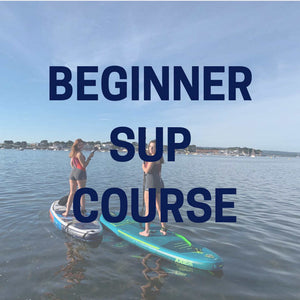 Beginners Paddleboarding (SUP) Course Voucher - Poole Harbour Watersports