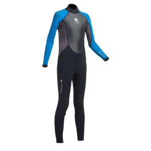 Gul G-Force Junior 3mm Wetsuit (Blue or Pink) - Poole Harbour Watersports