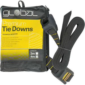 Alder Global 4M Tie Down Straps 2019 - Poole Harbour Watersports