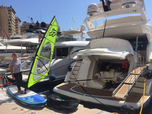 JP Vision Rig - Poole Harbour Watersports