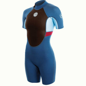 Alder Impact Ladies Shortie Wetsuit - Poole Harbour Watersports