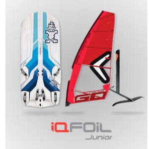 Starboard iQFoil Junior Complete Package - Poole Harbour Watersports