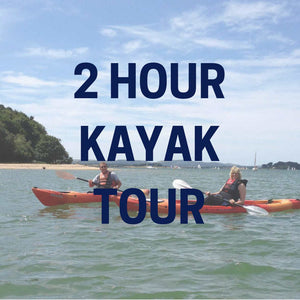 2 hour Safari Kayak Tour Voucher - Poole Harbour Watersports