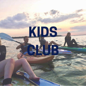 3 hour Kids Club Session Voucher - Poole Harbour Watersports
