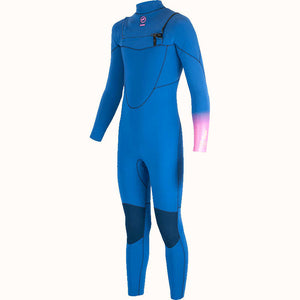 Alder Youth Revo 4/3 Chest zip Wetsuit - Poole Harbour Watersports