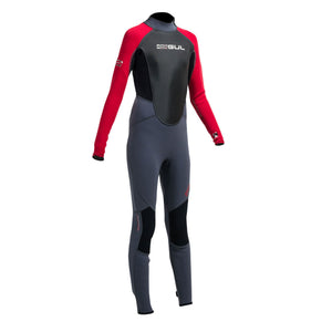 17 Gul Response Junior 3/2mm Wetsuit (Blue or Red) - Poole Harbour Watersports