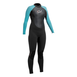 Gul Response Junior Girls 3/2mm Wetsuit - Poole Harbour Watersports