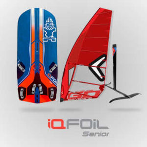 Starboard iQFoil Complete Package - Poole Harbour Watersports