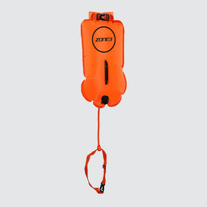 Zone3 Swim Safety Buoy / Tow Float (HI-Vis orange) - Poole Harbour Watersports