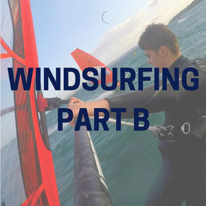 Windsurfing Part B Voucher - Poole Harbour Watersports