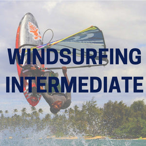 Windsurfing Intermediate Tuition (Group/ Private) Voucher - Poole Harbour Watersports